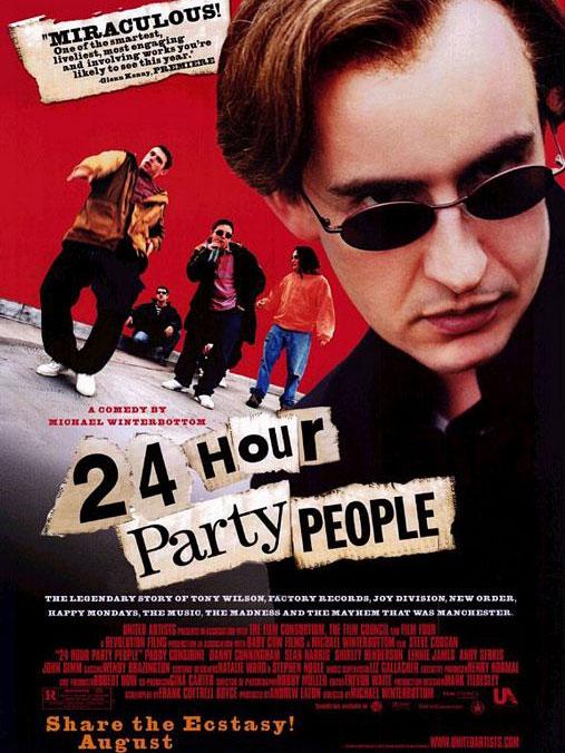 24 Saat Parti Insanlari : Afis