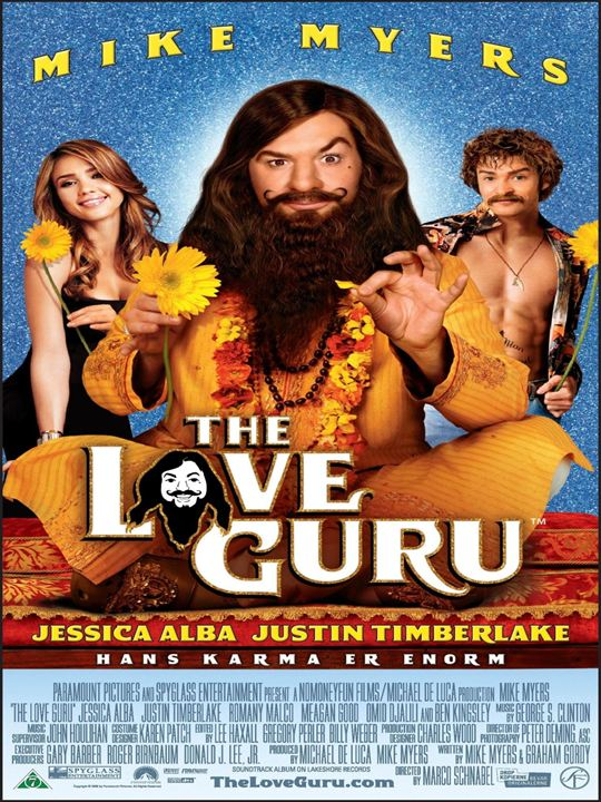 The Love Guru : Afis