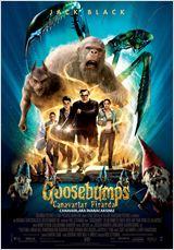 Goosebumps: Canavarlar Firarda  Full HD İzle