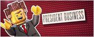 "Lego Filmi'nin Yeni Videosu ""Bay Başkan"" Yayınlandı"
