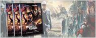 Maskeli Süvari (Lone Ranger) Filminin DVD Yarışması Yayında!