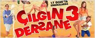 Çılgın Dersane 3 Fragmanı ve Posteri ile Burada!