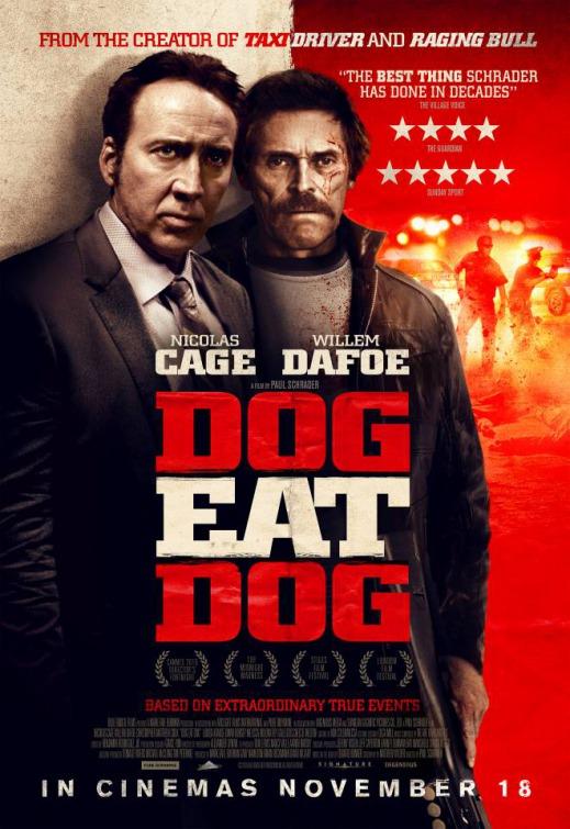 Acımasız Rekabet - Dog Eat Dog (2017) Türkçe Dublaj BDRip 720p Torrent İndir