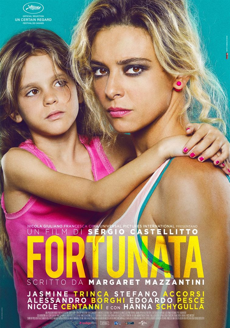 Fortunata (2017) m720p DUAL BluRay Torrent indir