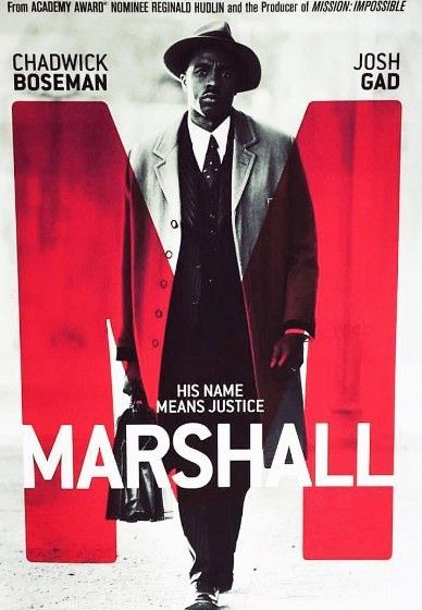Marshall (2017) Dual TR ENG m1080p Torrent İndir