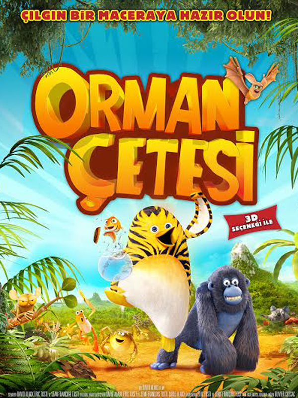 Orman Çetesi - The Jungle Bunch (2017) m1080p DUAL BluRay Torrent İndir