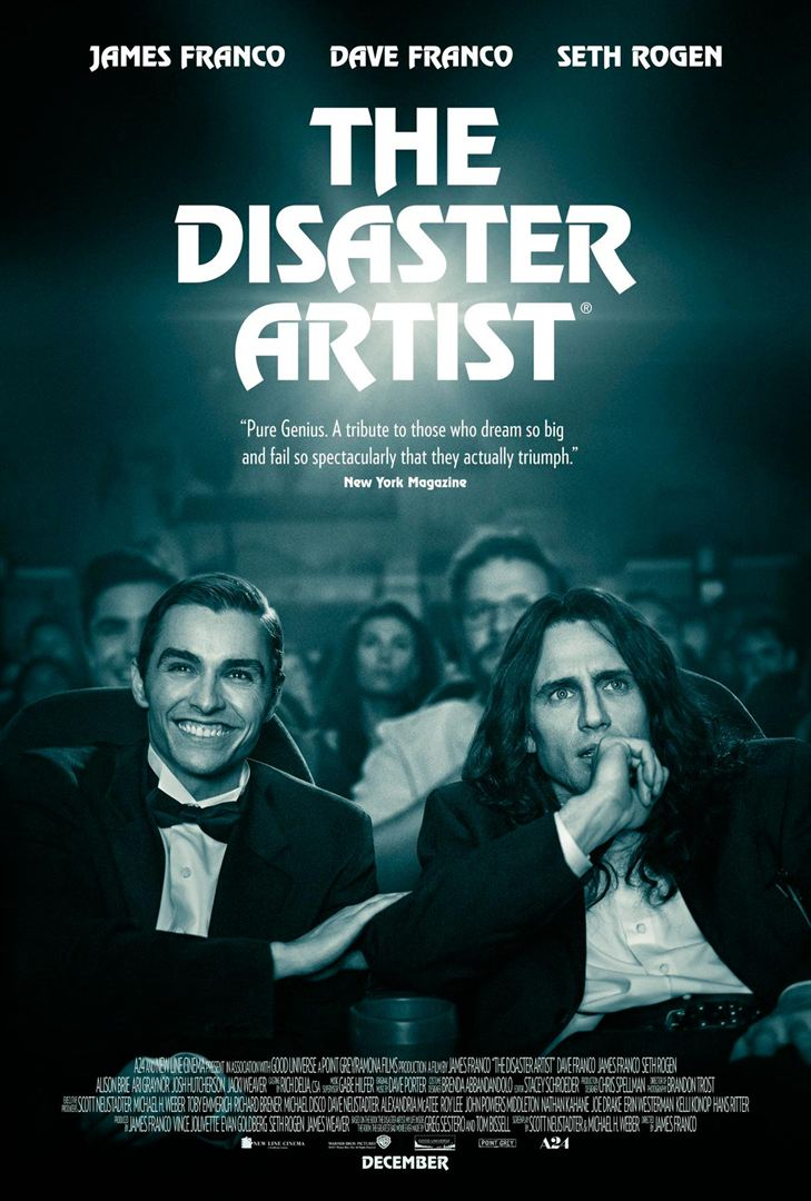 Felaket Sanatçı - The Disaster Artist (2017) DUAL Full HD m1080p Torrent İndir