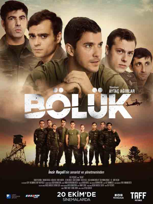 Böluk (2017) Yerli Film 720p Full WEB-DL Torrent İndir