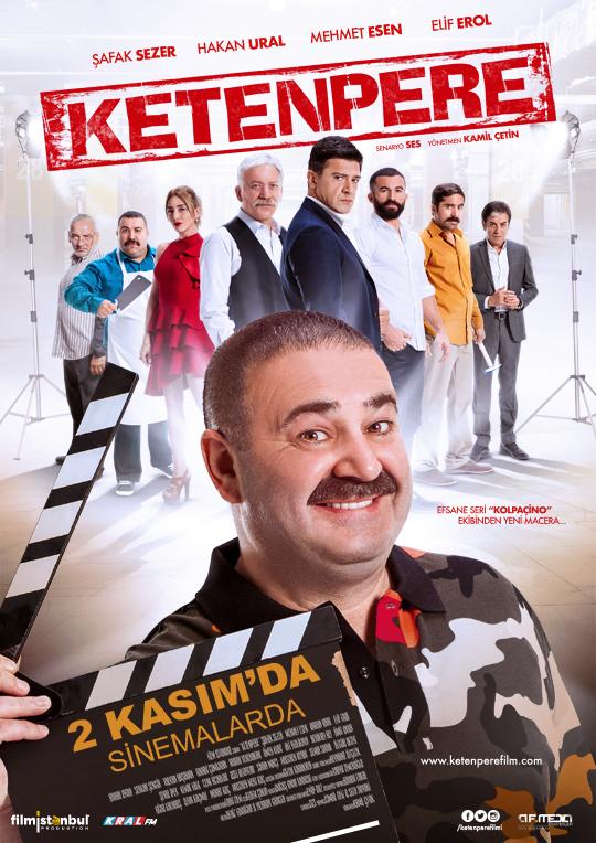 Ketenpere (2017) Yerli Film Sansürlü 720p WEB-DL Torrent İndir - DCRGDizi.com