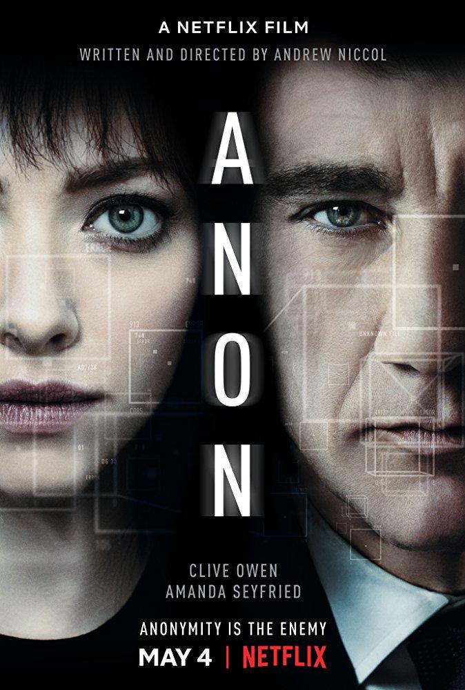 Anon (2018) Türkçe Dublaj m1080p Full HD Torrent İndir