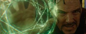 Doktor Strange'ten Comic-Con Fragmanı!