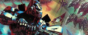 Transformers Filminden Yeni Videolar Geldi!