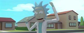 Rick And Morty'nin Oyununa Hazır Mısınız?