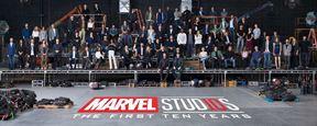 Marvel'ın Bol Süper Kahramanlı 10. Yıl Etkinliğinden Altyazılı Video!