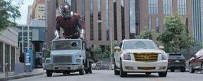"""Yeni """"Ant-Man ve Wasp"""" Posterinde Tüm Ekip Bir Arada!"""