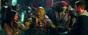 Ninja Kaplumbağalar'dan Super Bowl Görüntüleri!