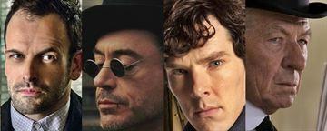 Anket: Favori Sherlock Holmes'unuz Hangisi?