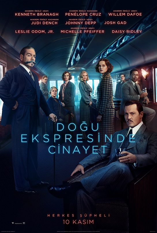 Doğu Ekspresinde Cinayet 2017 Türkçe Dublaj izle