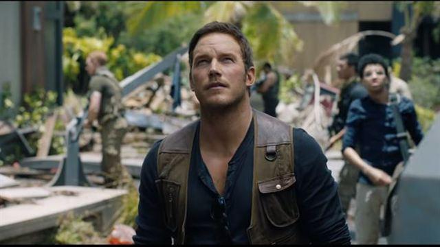 Jurassic World: Yıkılmış Krallık Dublajlı Teaser