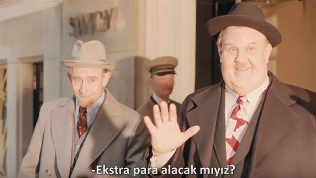 Laurel ile Hardy Altyazılı Fragman