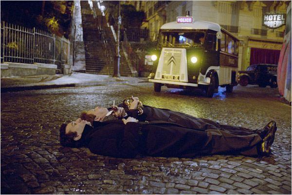 Gainsbourg : photo Eric Elmosnino, Joann Sfar