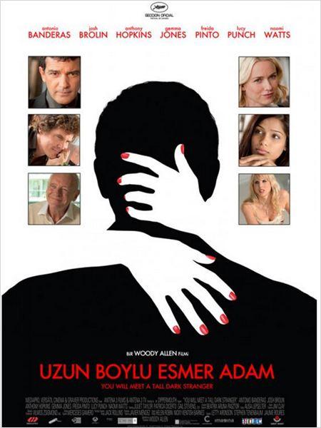 Uzun Boylu Esmer Adam : poster