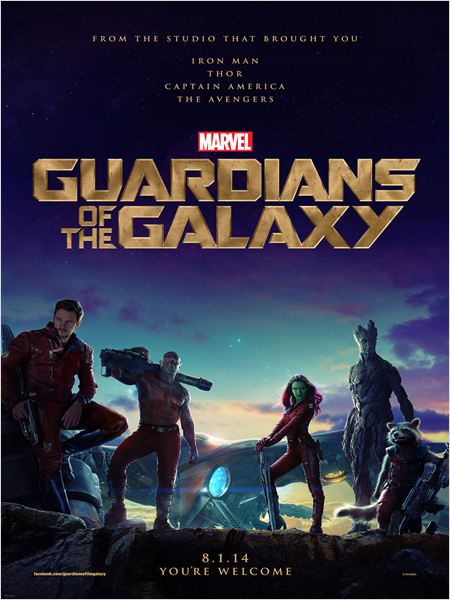 galaksinin koruyuculari film indir