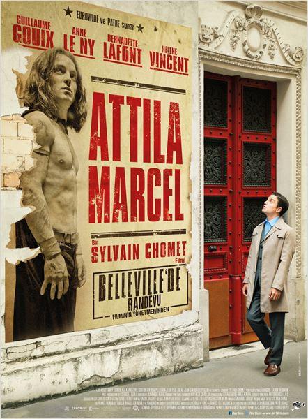 Attila Marcel : Afis