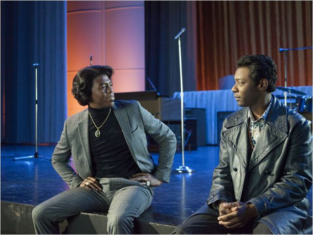 Get On Up : Fotograf Chadwick Boseman, Nelsan Ellis