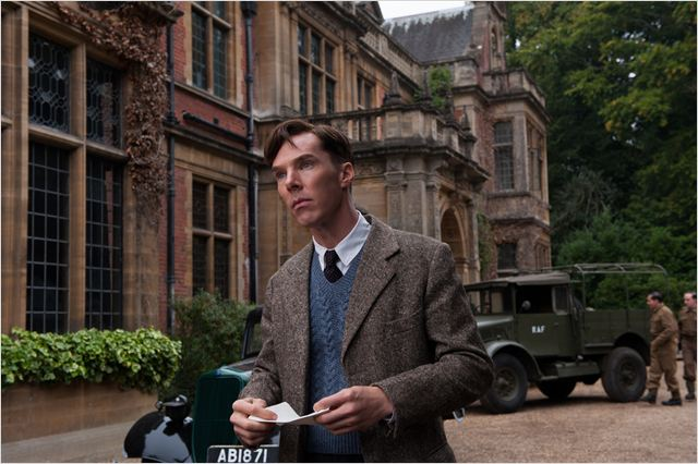 The Imitation Game: Enigma : Fotograf Benedict Cumberbatch