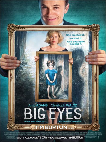 Büyük Gözler : Afis