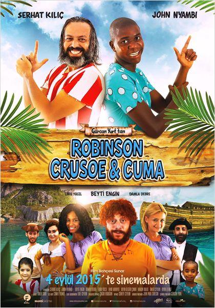 Robinson Crusoe & Cuma