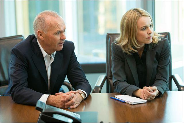 Spotlight : Fotograf Michael Keaton, Rachel McAdams