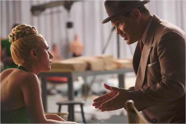 Yüce Sezar! : Fotograf Josh Brolin, Scarlett Johansson