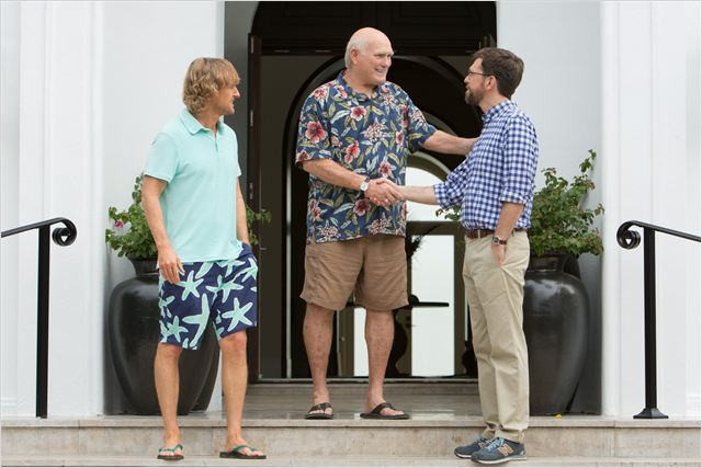 Baban Kim? : Fotograf Ed Helms, Owen Wilson, Terry Bradshaw