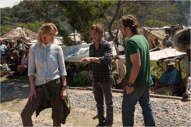 Gerçegin Iki Yüzü : Fotograf Charlize Theron, Javier Bardem, Sean Penn