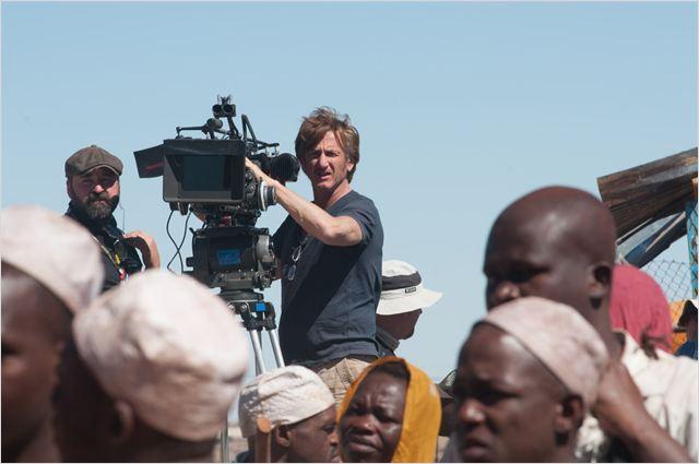 Gerçegin Iki Yüzü : Fotograf Sean Penn