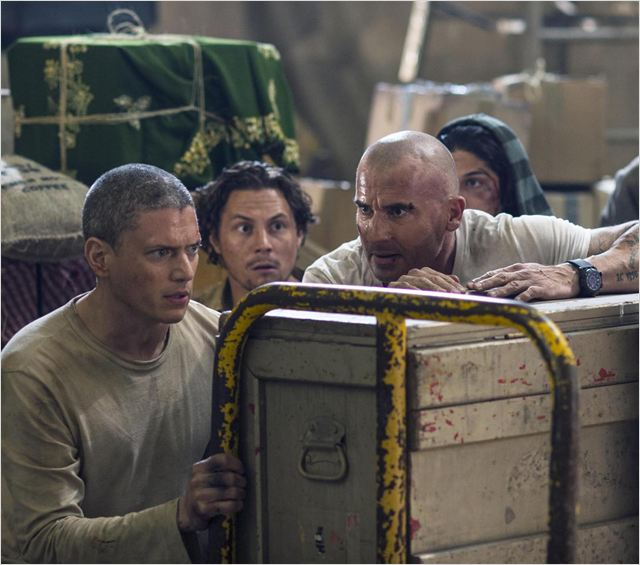 Fotograf Dominic Purcell, Wentworth Miller