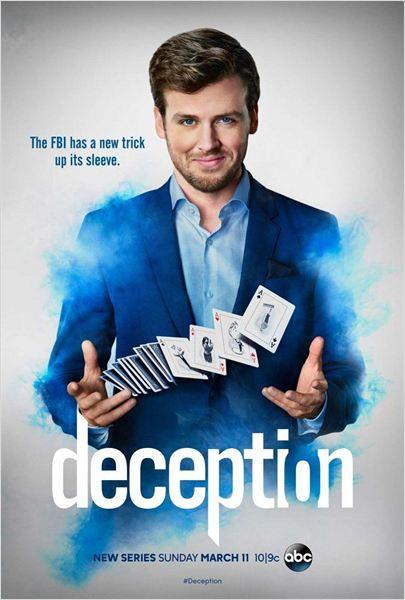 Deception (2018) : Afis