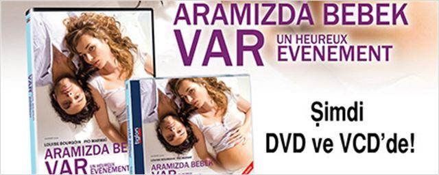 Aramızda Bebek Var Şimdi DVD'de!