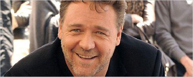 Russell Crowe, Fathers and Daughters Filminin Başrolüne Geçen İsim Oldu