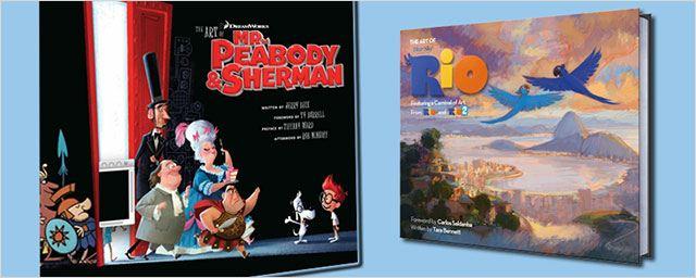 Bay Peabody ve Meraklı Sherman & Rio 2 Hediyeleri Sizi Bekliyor!