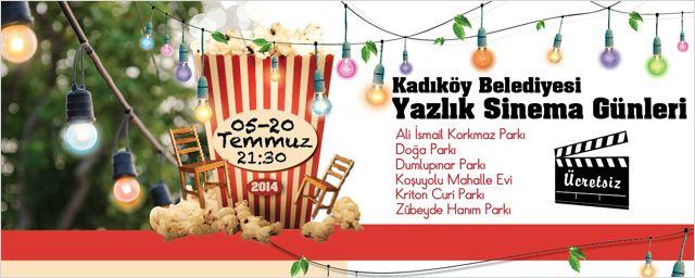 Kadıköy Yazlık Sinema Günleri Son Haftasına Geldi