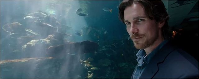 Christian Bale, Terrence Malick'in Yeni Filminde Boy Gösteriyor!