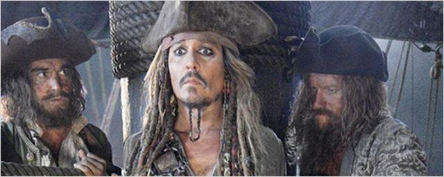Jack Sparrow'u Özlediniz mi?