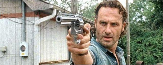 The Walking Dead Setinden Sürpriz Bozan Sızdı