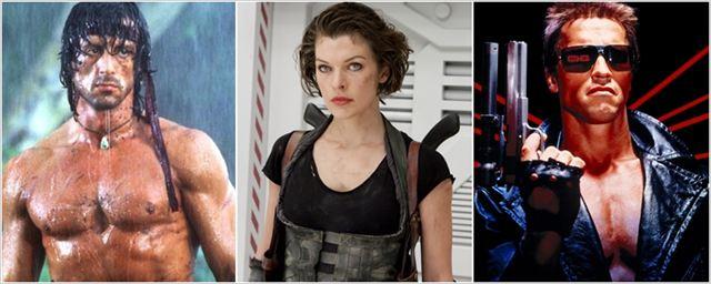 Hollywood'un Can Damarı Filmlerinden Yeni Haberler! Scarface, Resident Evil, Terminator...