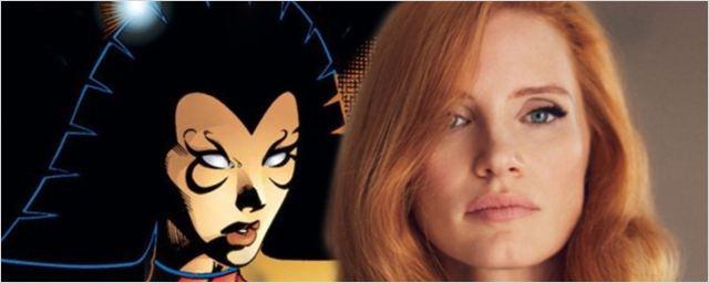 Jessica Chastain X-Men Ekibinde mi?