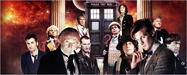 Geçmişten Günümüze Doctor Who'nun Doktorları