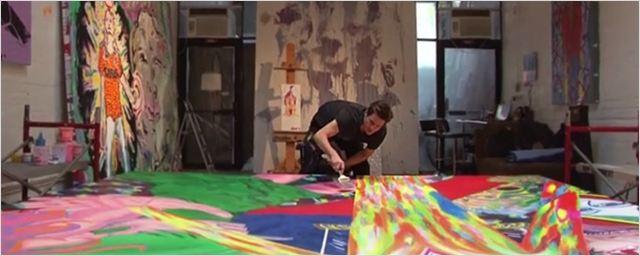 """Jim Carrey """"I Needed Color"""" Belgeseli ve Atölyesinden Resimleriyle Geri Döndü!"""